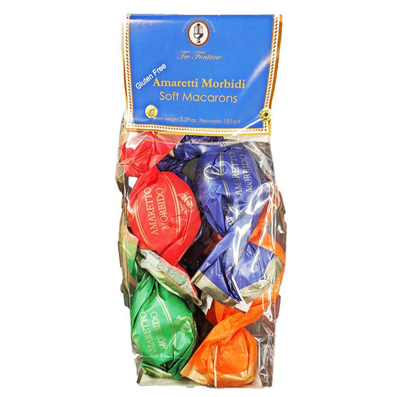 Amaretti Morbidi - Soft Macarons-The Italian Shop