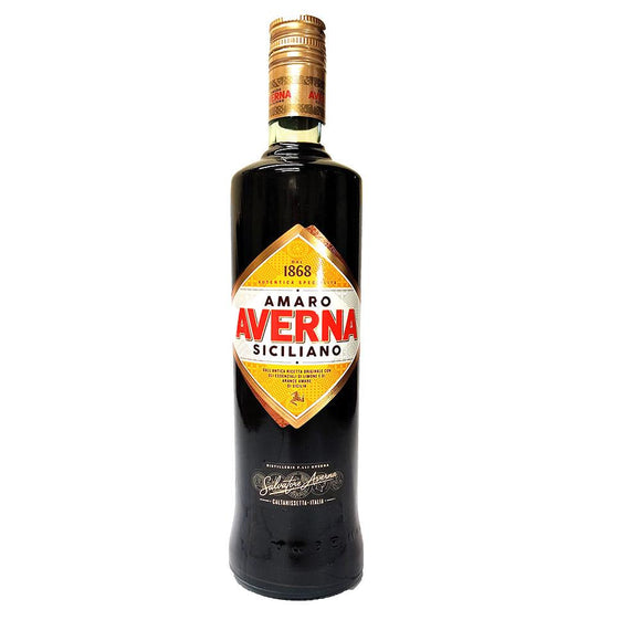 Amaro Averna Siciliano - (Alcohol)-The Italian Shop