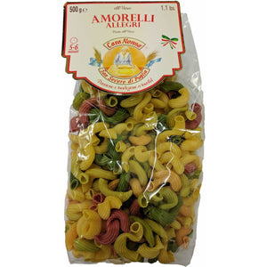 Amorelli - three colour - The Italian Shop - Free delivery