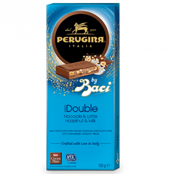Baci - Double Chocco - Hazelnut & Milk-The Italian Shop