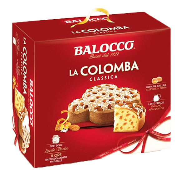 Balocco - La Colomba Classica-The Italian Shop