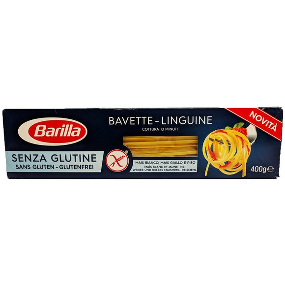 Barilla - Bavette - Linguine - Gluten free - The Italian Shop - Free delivery