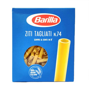Barilla - Ziti Tagliati - N.74-The Italian Shop - Free Delivery