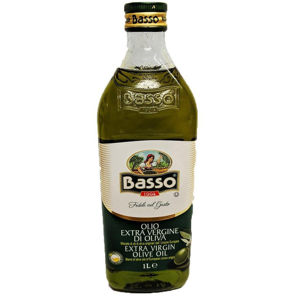 Basso - Extra Virgin Olive Oil - The Italian Shop - Free delivery