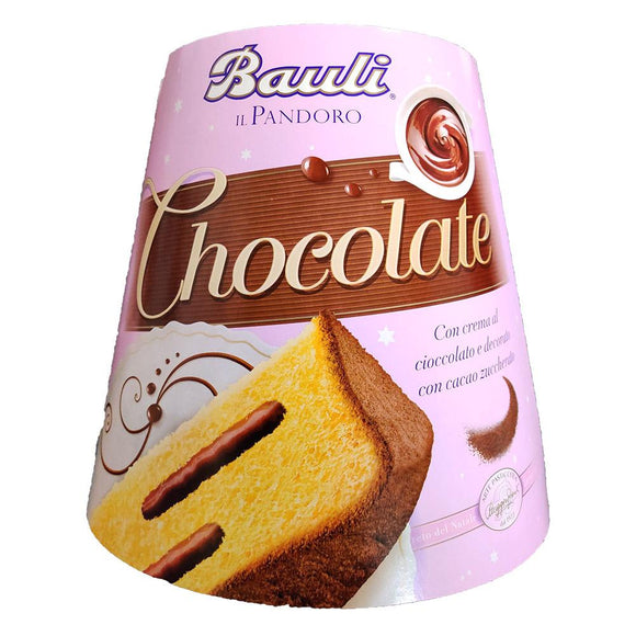 Bauli - Il Pandoro - Chocolate-The Italian Shop