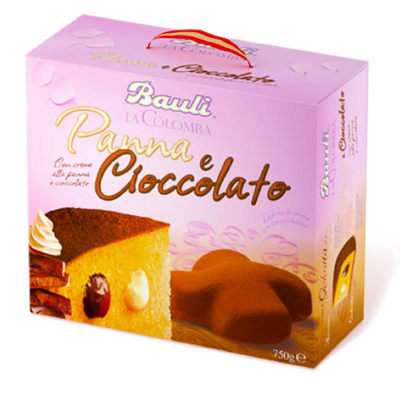 Bauli - La Colomba - Panna Cioccolato-The Italian Shop