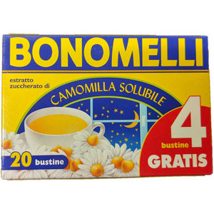 Bonomelli -Camomile tea bags - The Italian Shop - Free delivery