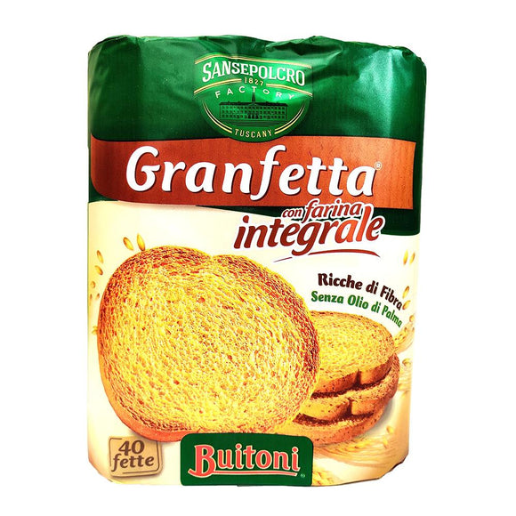 Buitoni - Granfetta Integrale - 40 pieces-The Italian Shop
