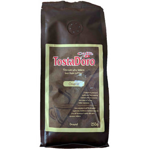 Caffe - TostaD'oro - Original - Ground - The Italian Shop - Free delivery
