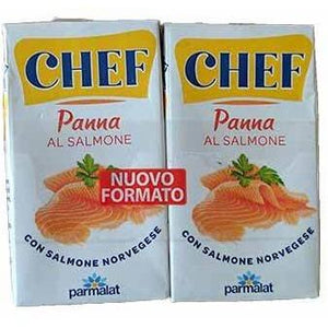 Chef - Panna Al Salmone ( Ambient Temperature ) - The Italian Shop - Free delivery