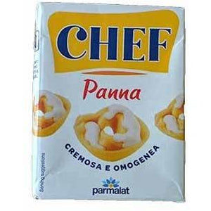 Chef - Panna ( Ambient Temperature ) - The Italian Shop - Free delivery