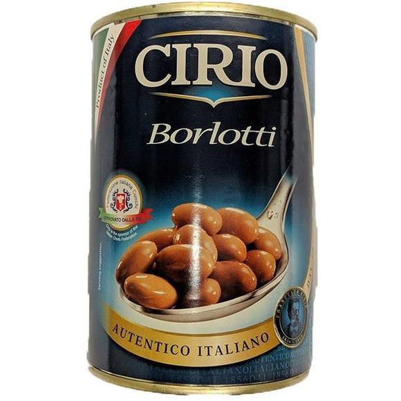 Cirio - Borlotti - The Italian Shop - Free delivery