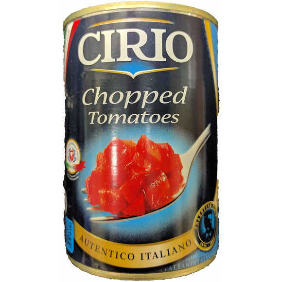 Cirio - Chopped Tomatoes - The Italian Shop - Free delivery