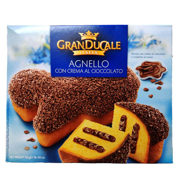 Colomba - Crema al Cioccolato-The Italian Shop