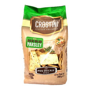 Crostini - Herb / Parsley-The Italian Shop