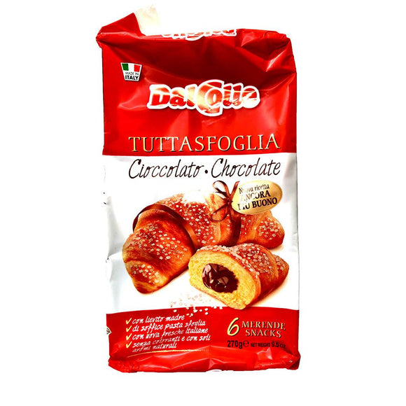 DalColle - Tuttasfoglia - Cioccolato ( Chocolate )-The Italian Shop - Free Delivery