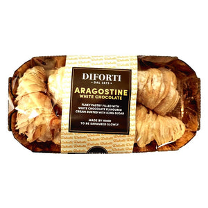 Diforti - Aragostine - White Chocolate-The Italian Shop - Free Delivery