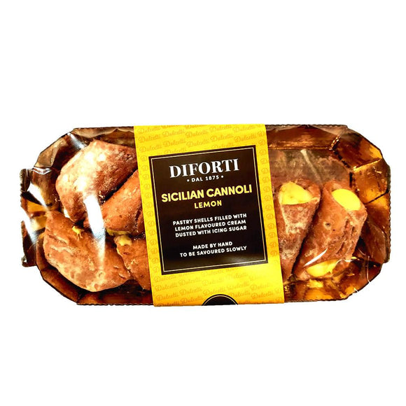 Diforti - Sicilian Cannoli - Lemon-The Italian Shop - Free Delivery