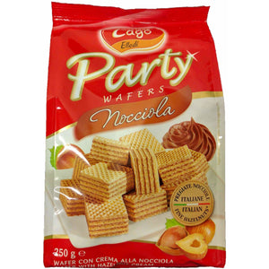 Elledi - Hazelnut Wafers - The Italian Shop - Free delivery