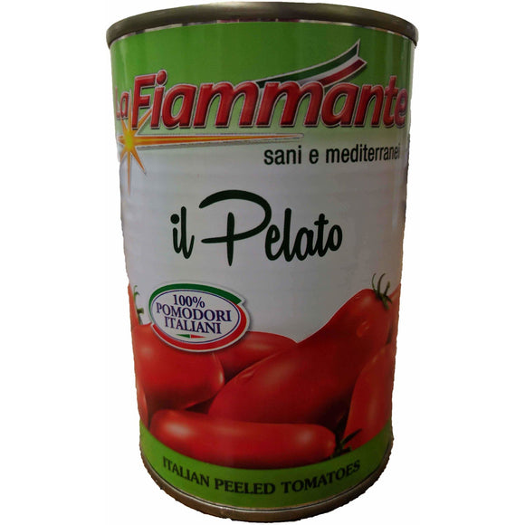 Fiammante - Il Pelato ( Plum tomatoes ) - The Italian Shop - Free delivery