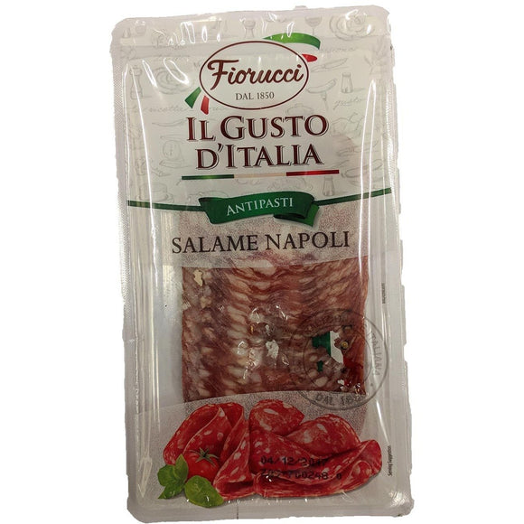 Fiorucci - Salame Napoli - The Italian Shop - Free delivery