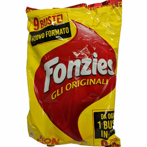 Fonzies - Originali - 9 Bags- The Italian Shop - Free Delivery
