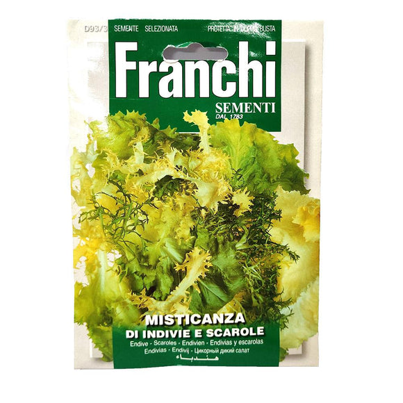Franchi - Misticanza - Seeds-The Italian Shop