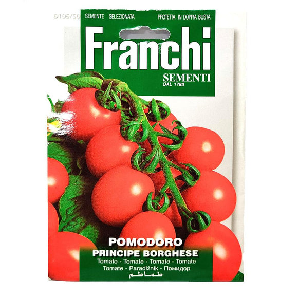 Franchi - Pomodoro - Seeds-The Italian Shop