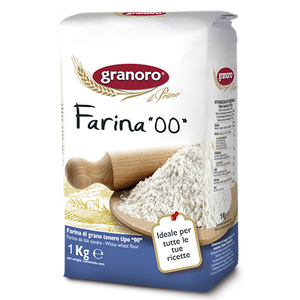 Granoro - 00 Flour-The Italian Shop - Free Delivery