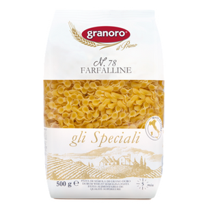 Granoro - Farfalline - N.78-The Italian Shop - Free Delivery