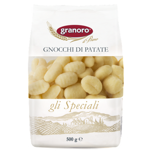 Granoro - Gnocchi Di Patate ( Potato )-The Italian Shop - Free Delivery