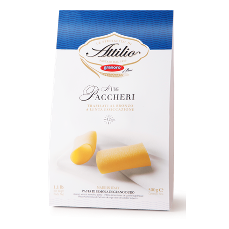Granoro - Paccheri - N.136-The Italian Shop
