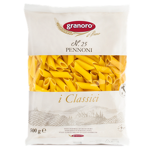 Granoro - Pennoni - N.25-The Italian Shop - Free Delivery