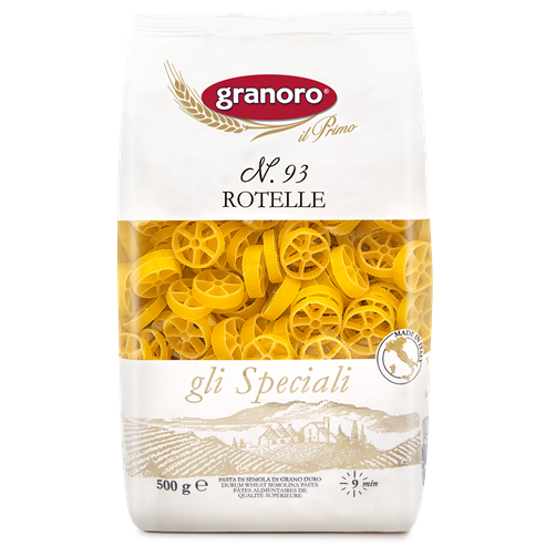 Granoro - Rotelle - N.93-The Italian Shop - Free Delivery