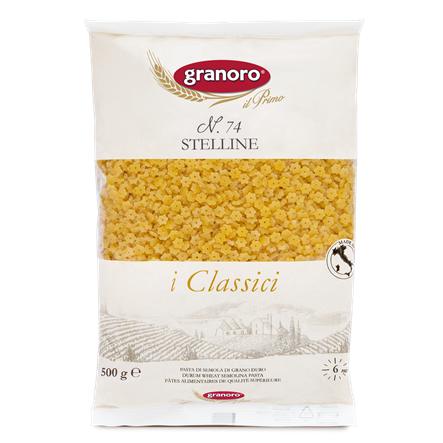 Granoro -Stelline - N.74-The Italian Shop - Free Delivery