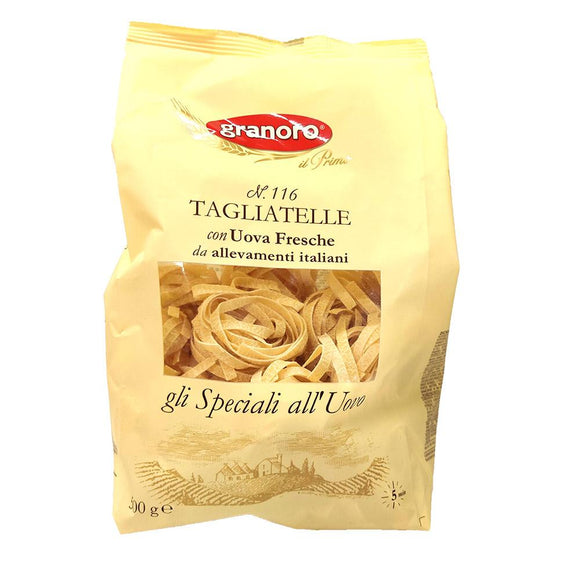 Granoro - Tagliatelle - N.116 ( with egg )-The Italian Shop