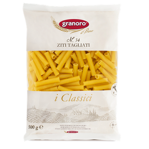 Granoro - Ziti Tagliati - N.34-The Italian Shop - Free Delivery