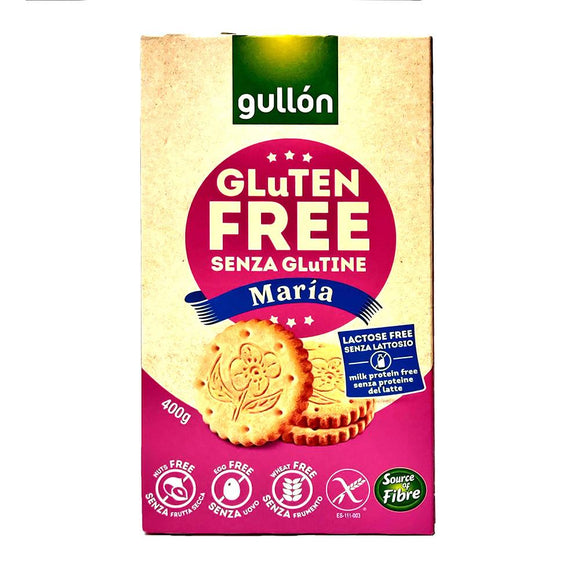 Gullon - Maria Biscuit - Gluten Free - The Italian Shop - free delivery