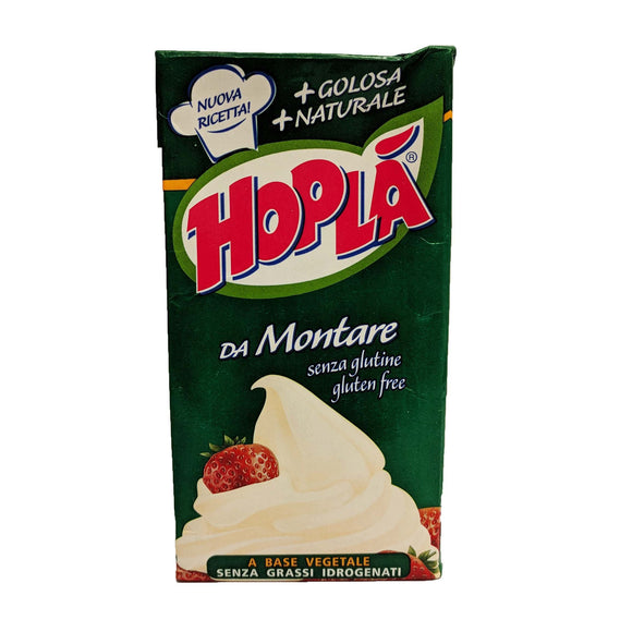 Hopla - Sweet Cream (large) - Gluten Free