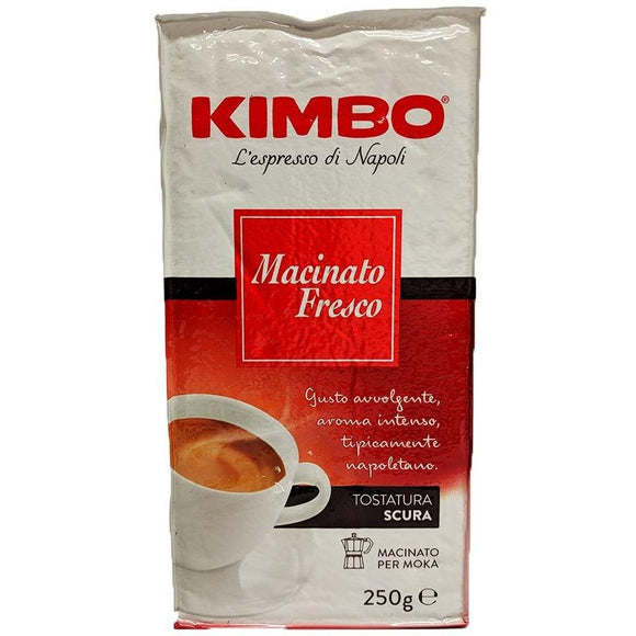 Kimbo - Macinato Fresco - The Italian Shop - Free delivery