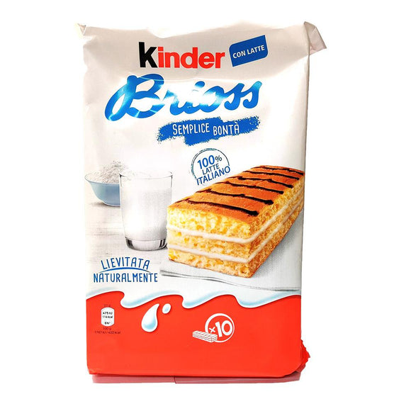 Kinder - Brioss-The Italian Shop