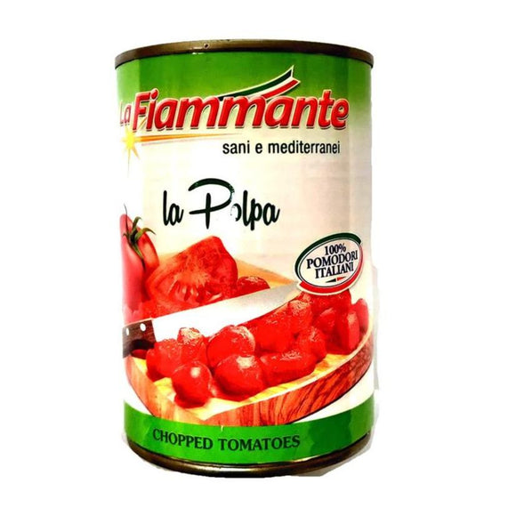 La fiammante La Polpa - Chopped Tomatoes-The Italian Shop