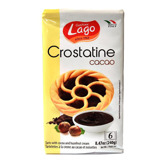 Lago - Crostatine - Cacao 6pk - The Italian Shop - free delivery