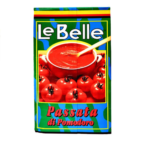 Le Belle - Passata Di Pomodoro ( in a carton)-The Italian Shop