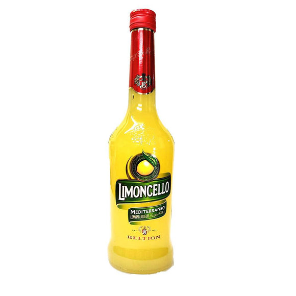 Limoncello- (Alcohol)-The Italian Shop