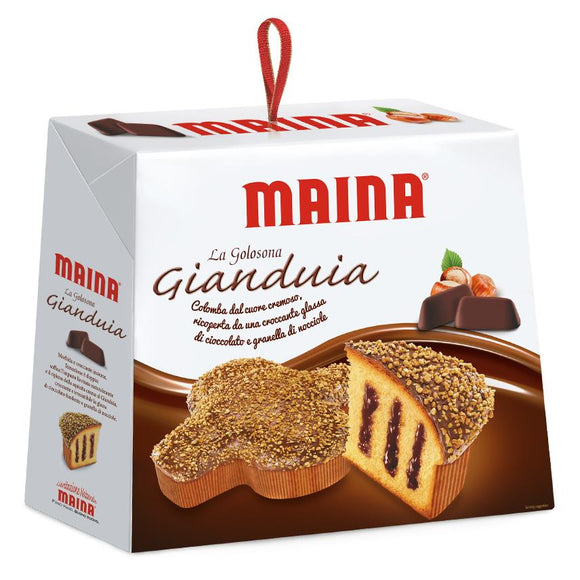 Maina - Colomba - Gianduia-The Italian Shop