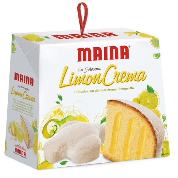 Maina - Colomba - LimonCrema-The Italian Shop