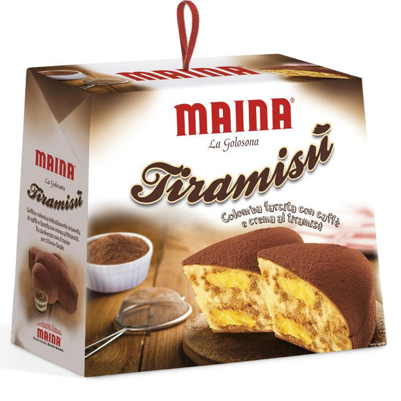 Maina - Colomba - Tiramisu-The Italian Shop