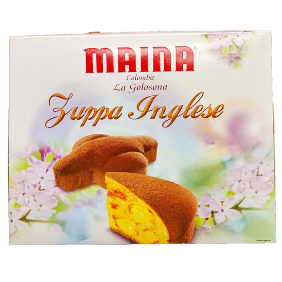 Maina - Colomba - Zuppa Inglese-The Italian Shop