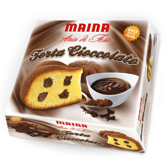 Maina - Torta Cioccolatto-The Italian Shop